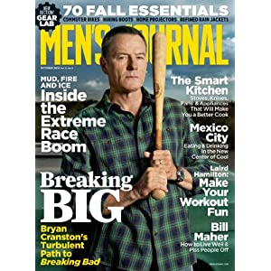 Men's Journal (1-year auto-renewal)