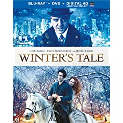 Winter's Tale (2013) (Blu-ray+DVD+UltraViolet Combo Pack)