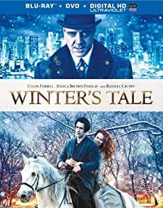 Winter's Tale (2013) (Blu-ray+DVD+UltraViolet Combo Pack)