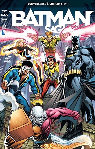 Batman Saga 45 gratuit