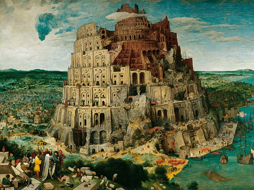 Tower of Babel puzzle Ravensburger
