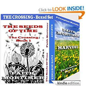 The Crossing - Boxed Set - Two Action & Adventure Novels