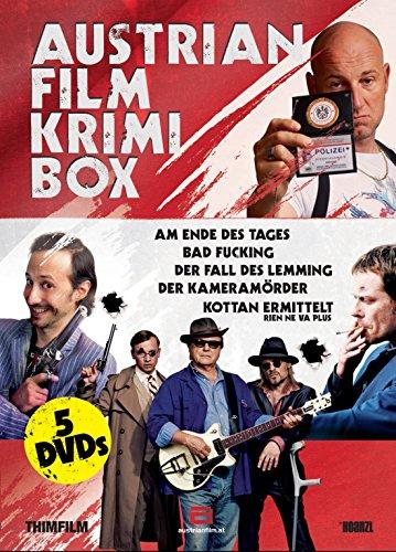 Austrianfilm Krimi Box [5 DVDs]