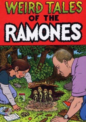Weird Tales of the Ramones artwork