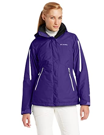 Columbia Ladies Bugaboo Interchange Waterproof Jacket by Columbia