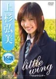 上杉弘美 little wing [DVD]