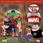 Mission Marvel (Phineas und Ferb 9) | Gabriele Bingenheimer