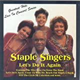 echange, troc Staple Singers - Let'S Do It Again