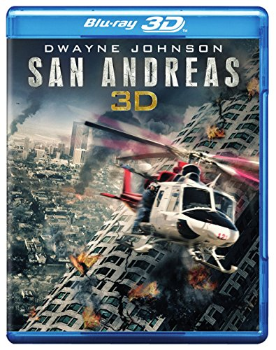 Blu-ray 3D : San Andreas (With Blu-Ray, With DVD, Digitally Mastered in HD, 3 Disc)