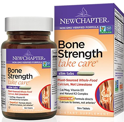 New Chapter Bone Strength Take Care, 360 Count (Slim Tablets)