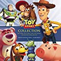 The Toy Story Collection: Toy Story, Toy Story 2, and Toy Story 3: The Junior Novelizations (       UNABRIDGED) by Disney Press Narrated by Andrew Eiden