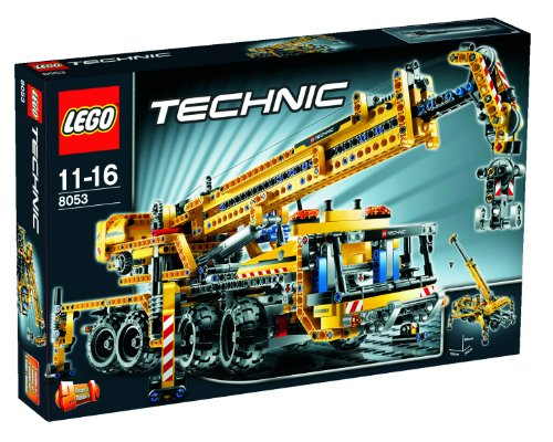 LEGO Technic 8053  Mobile Crane
