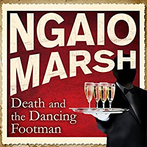 Death and the Dancing Footman Audiobook