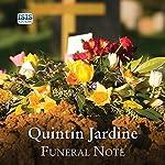 Funeral Note: Bob Skinner, Book 22 | Quintin Jardine