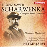 Scharwenka: Piano Concertos [Alexander Markovich, Neeme Jarvi] [Chandos: CHAN 10814(2)]