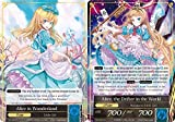 Force of Will Alice in Wonderland // Alice, the Drifter in the World TAT-037-J R