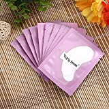 FlyItem® 10 Pairs Professional Ultrathin Lint Free Facial Under Eye Gel Patches For Eyelash Extensions