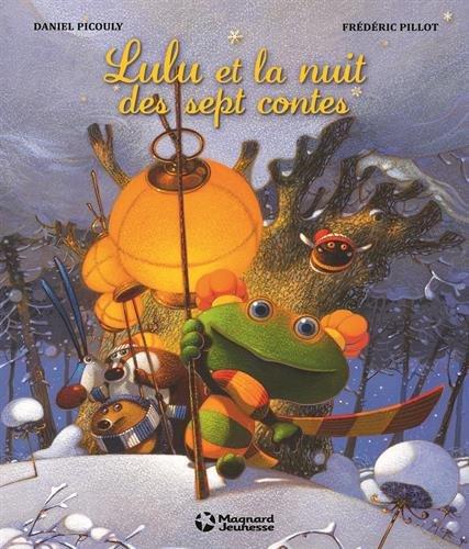 Lulu vroumette : Lulu et la nuit des sept contes