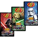 Starwars Sparkling Galaxy Mix JELLY BELLY (3 Bags 1oz each)