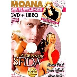 Moana - la grande sfida + Book (XXX Adult) (Dvd) Italian Import