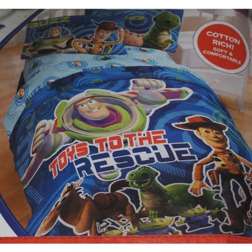 Toy Story Comforter Set front-756201