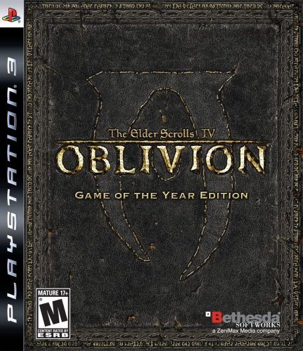 Elder Scrolls IV: Oblivion: Game of the Year Edition