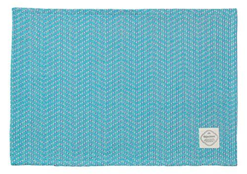 ランチョンマット バンピー ブルー 32×45cm