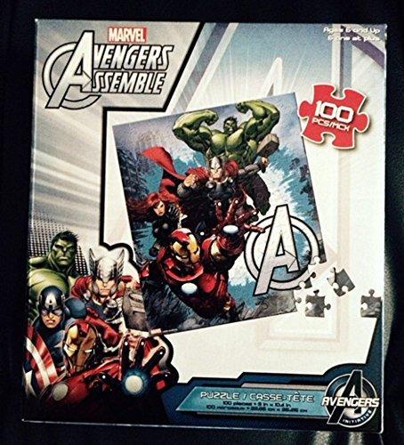 Avengers Assemble, Iron Man, Hulk, Thor, Black Widow