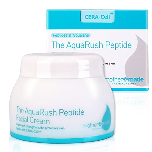 Mothermade The AquaRush Peptide Facial Cream Reviews