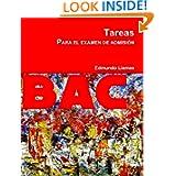 Tareas para el examen de admisiÛn (Spanish Edition)