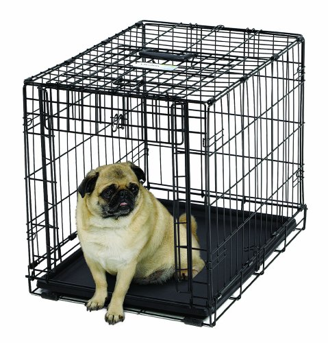 Midwest Homes For Pets Ovation Single Door Dog Crate, 24-Inch front-10742