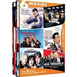 Crime Capers - 6 Movie Set