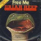 Uriah Heep - Free Me - Bronze Records - 11 650 AT
