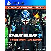 Payday 2 The Big Score (輸入版:北米) - PS4