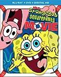 Spongebob Squarepants Movie [Blu-ray]...