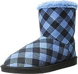 Vera Bradley Women s Cozy Booties Alpine Check Small / 5-6 B(M) US