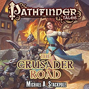 The Crusader Road Audiobook