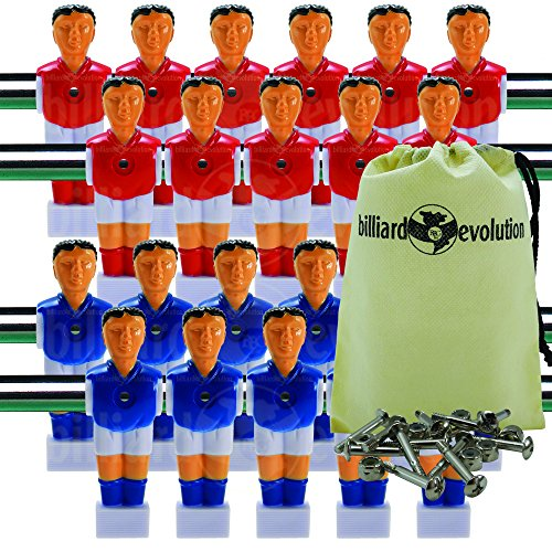 22-RedBlue-ShirtsSocks-Foosball-Men-ScrewsNuts-Billiard-Evolution-Bag