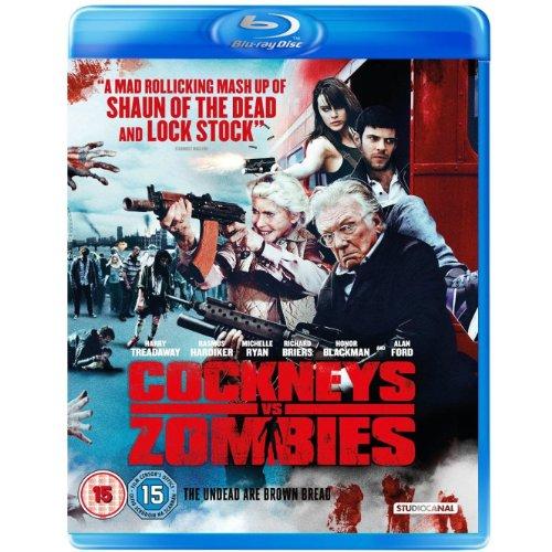 Cockneys Vs Zombies [Blu-ray]