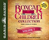 img - for The Boxcar Children Collection Volume 7: Benny Uncovers a Mystery, The Haunted Cabin Mystery, The Deserted Library Mystery (Boxcar Children Mysteries) book / textbook / text book