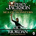 The Sea of Monsters: Percy Jackson, Book 2 Audiobook by Rick Riordan Narrated by Jesse Bernstein