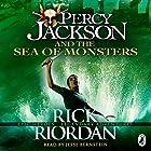 The Sea of Monsters: Percy Jackson, Book 2 Hörbuch von Rick Riordan Gesprochen von: Jesse Bernstein