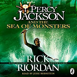 The Sea of Monsters: Percy Jackson, Book 2 Audiobook