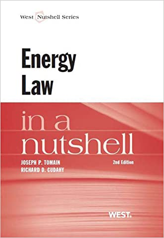 Energy Law in a Nutshell, 2d