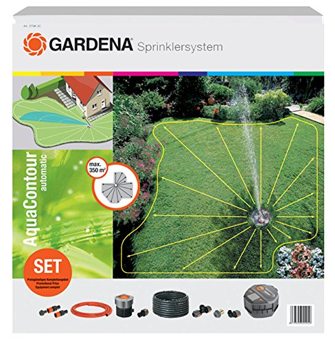 Gardena 2708-20 Sprinklersystem Komplett-Set
