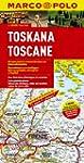 MARCO POLO Karte Toskana 1:200.000