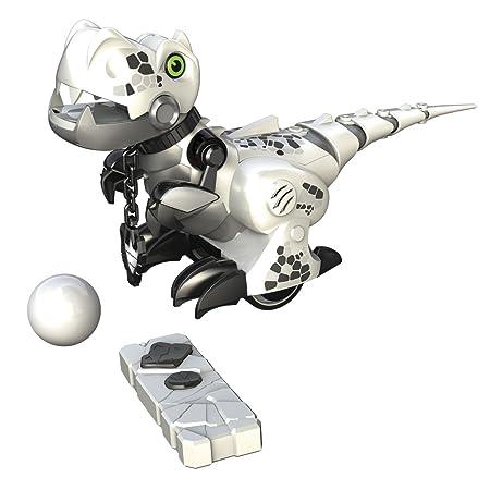 Ouaps - 88482 - Jouet électronique - Zozor le dinosaure télécommandé