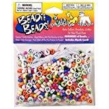 Alphabet Multi Pastel Bead Kit, 300pc Pkg (Pack of 1)