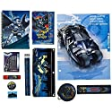 Batman Desk Accessories 40, 45 &amp; 46 Piece Set