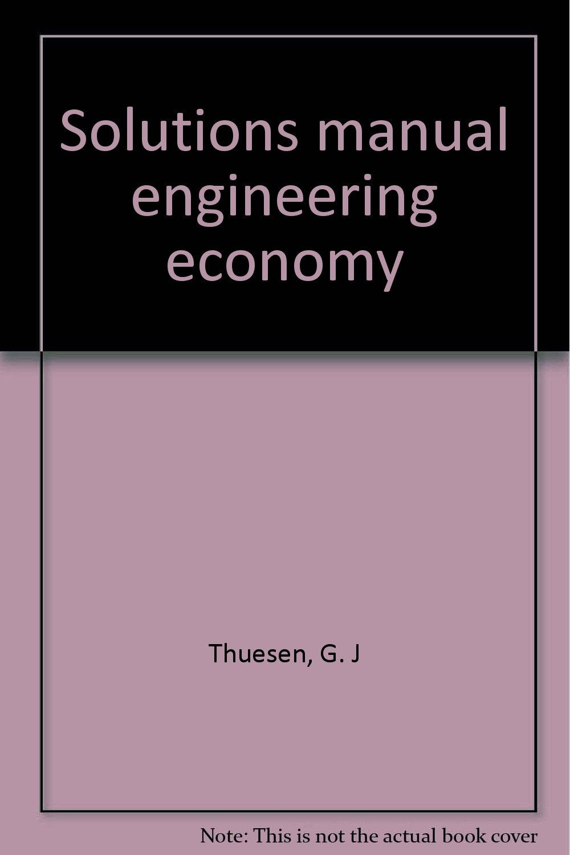 Basics Of Engineering Economy Solution Manual Blank Tarquin Mazda Understanding Wiring Diagram Worksheet Pdfsrcom Slideshare Array Bujicor Pdf Ebook Solutions By G J Rh Blog